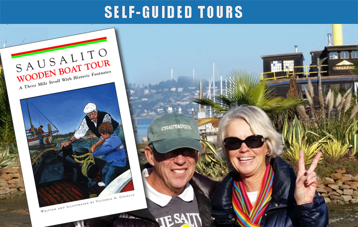 Guide Book offers Self-Guided Tour Option